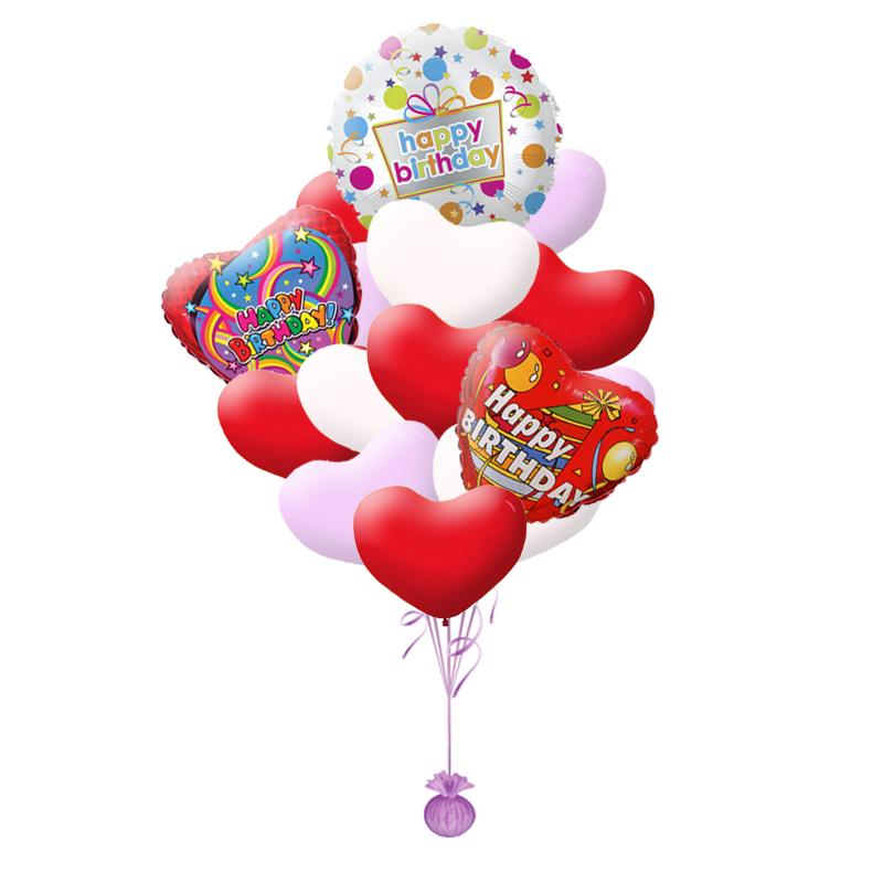 поздравления к подарку воздушные шарики самых популярных